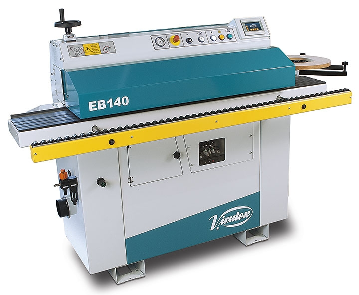 Automatic hot melt edgebander EB140